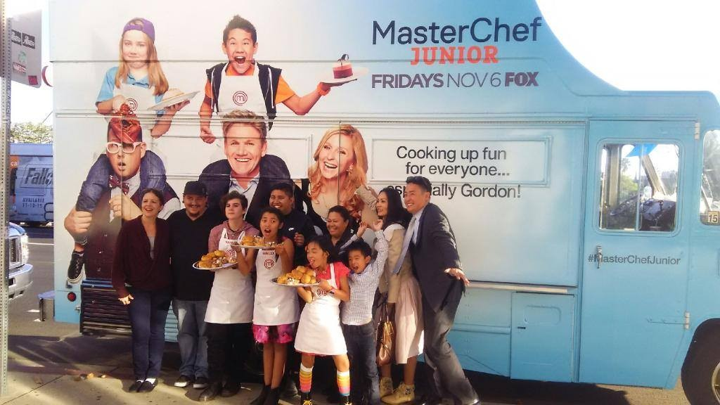 master chef food truck
