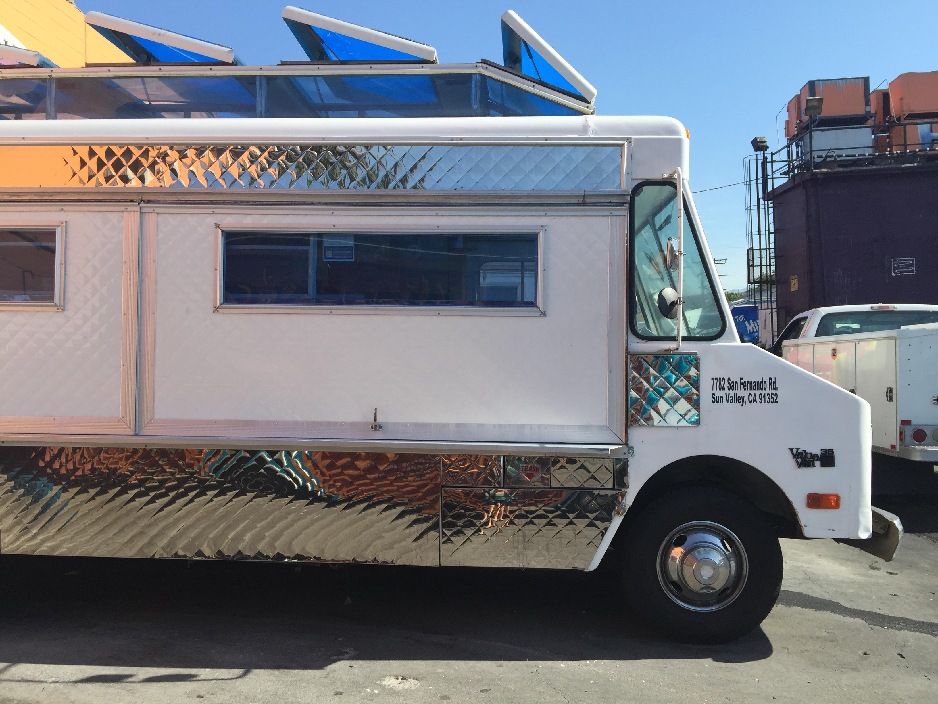 18ft remodeled food truck