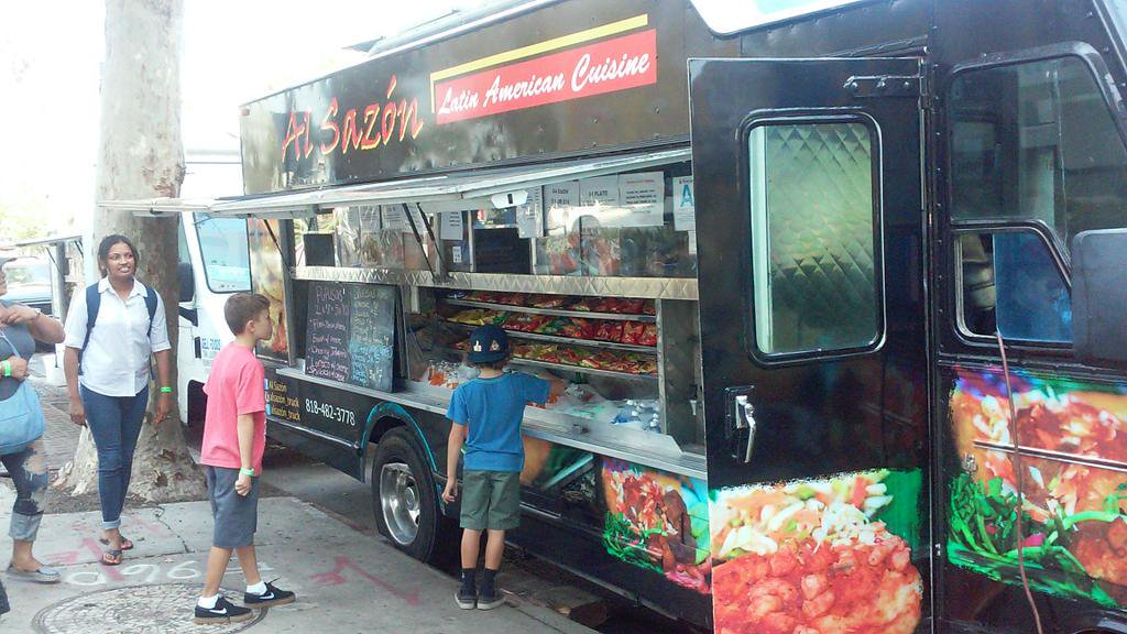 24ft Food Truck Route Layout W New Fridge System The Food Truck
