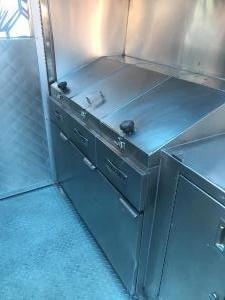3 fryer truck - 3 fryers