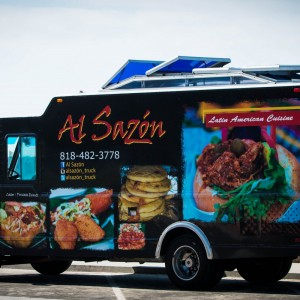 Al Sazon Food Truck